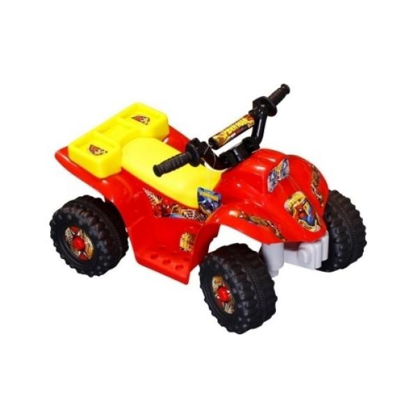 T54576 1Toy Детский квадроцикл Spider-Man