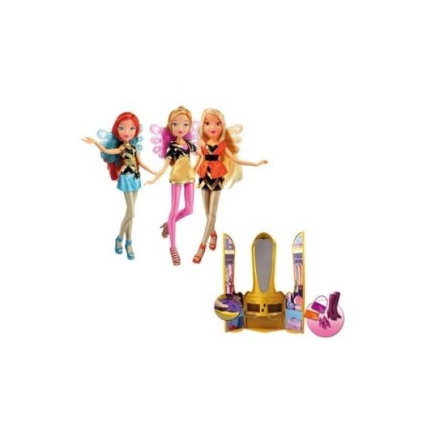 IW01331500 Winx Игровой набор Winx Club Волшебный трон