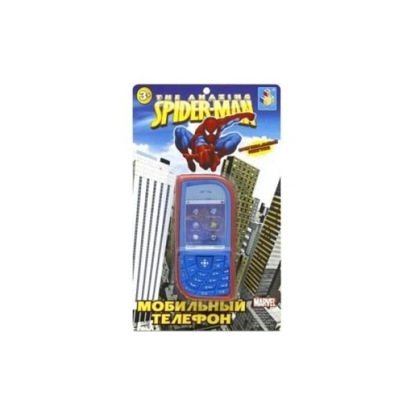 T52969 1Toy Spider-Man мобильный телефон