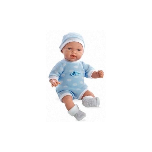 Т59276 Arias Кукла Elegance с соской в голубом боди
