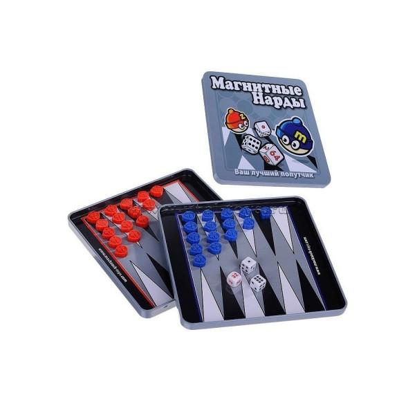 MT001m MACK&ZACK Игра Магнитные нарды