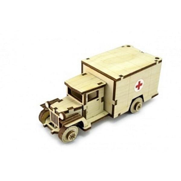 LEMMO ЗИС-3 Конструктор Советский грузовик ЗИС-5м