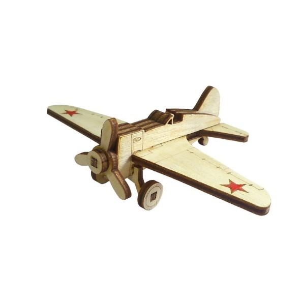 LEMMO И-16 Конструктор Советский истребитель