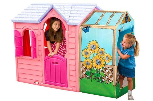 Домик для девочек