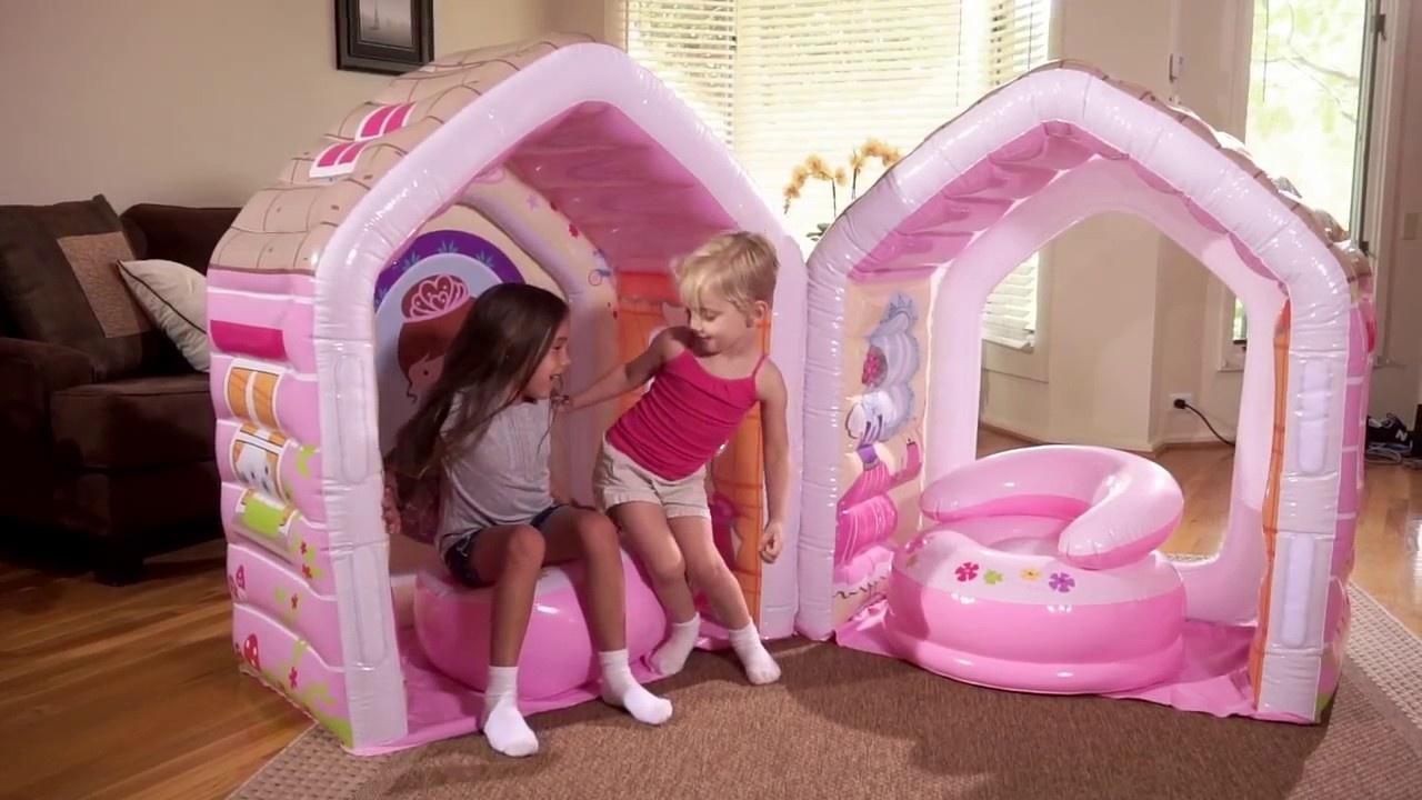 Надувной домик
