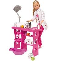 кукла штеффи ветеринар